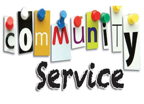 Why is it important to do community service essay help